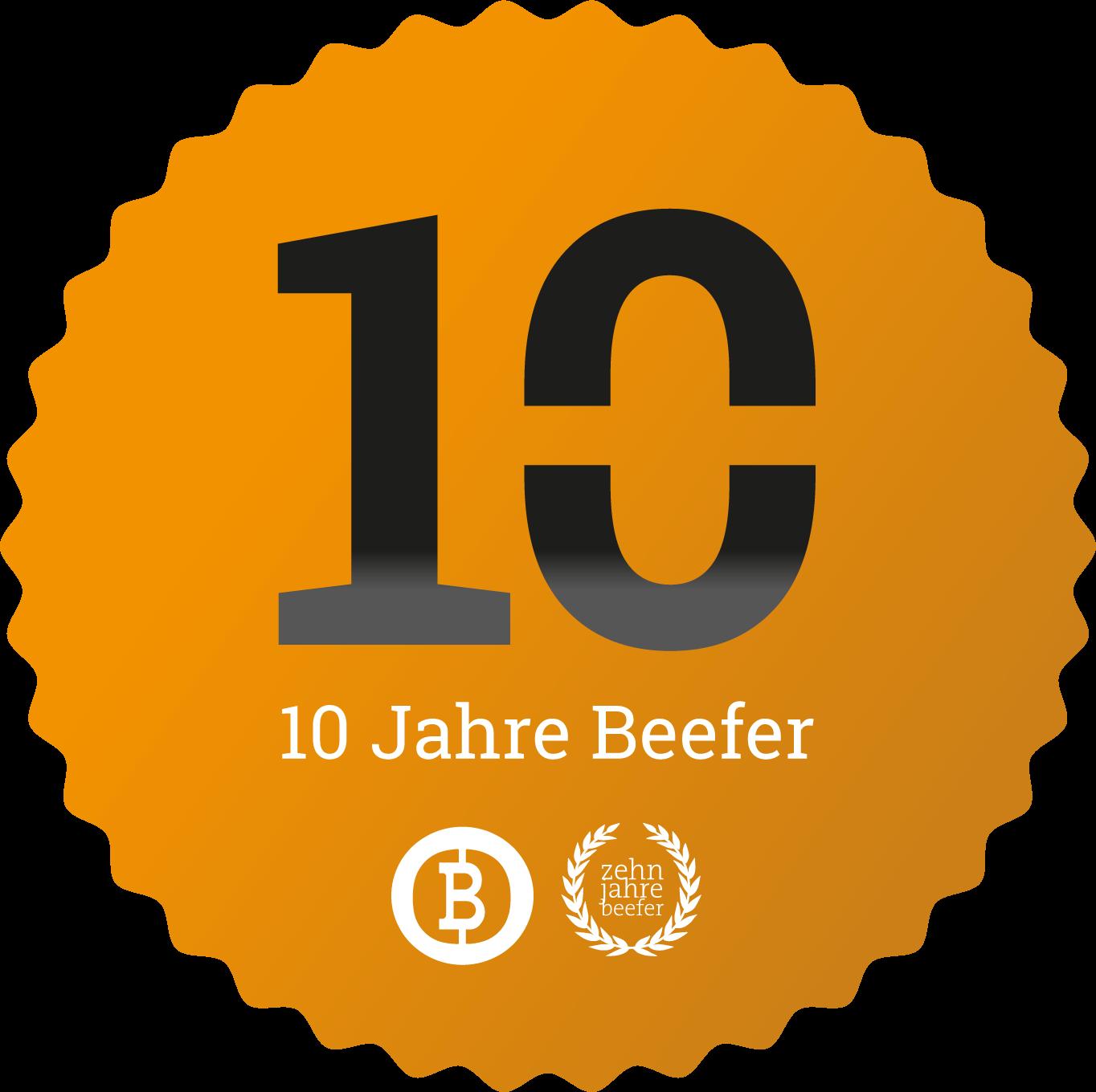 10 Jahre Beefer