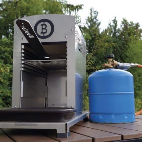 Beefer Camping Anschluss Gasflasche