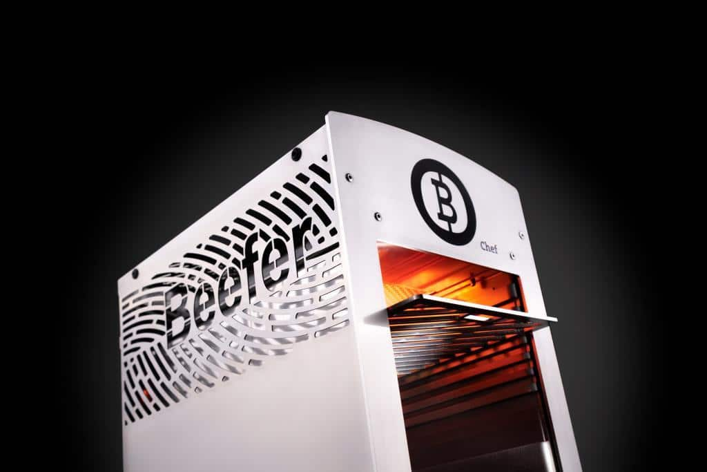 Beefer One Chef - 800 Grad Grill