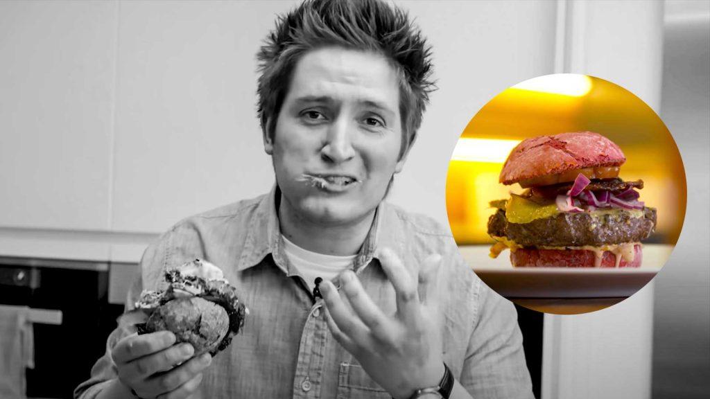 Beefer-TV: Burger Rezept mit Christian Senff