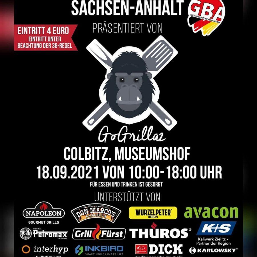 4. Landesgrillmeisterschaft Sachsen-Anhalt 18.09.21